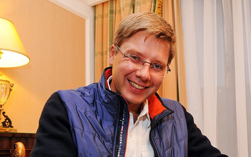 Мэр Риги Нил Ушаков