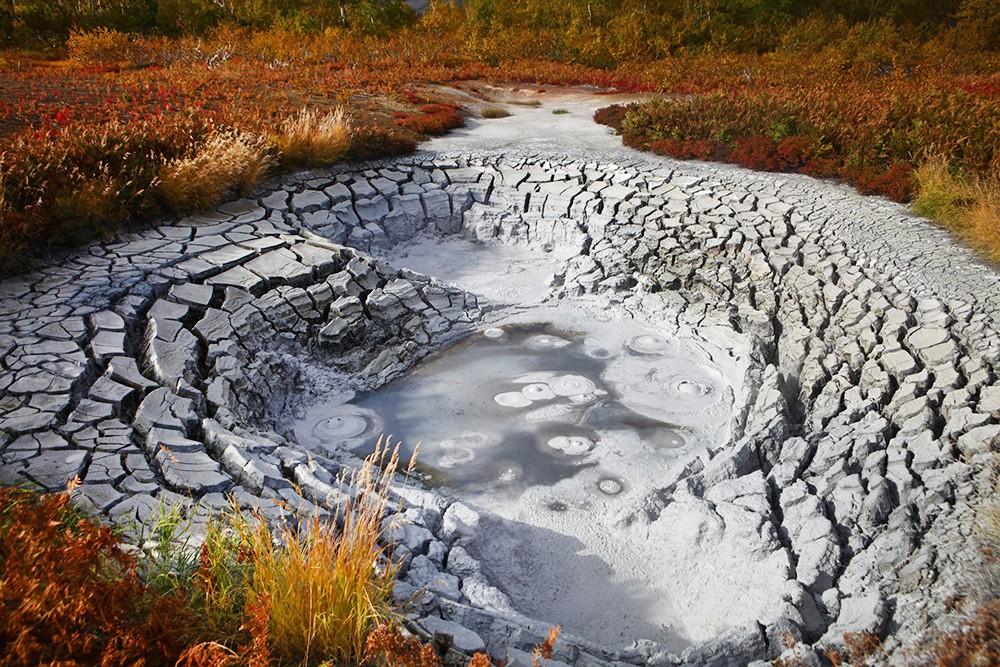 Вулканическая деятельность на Камчатке