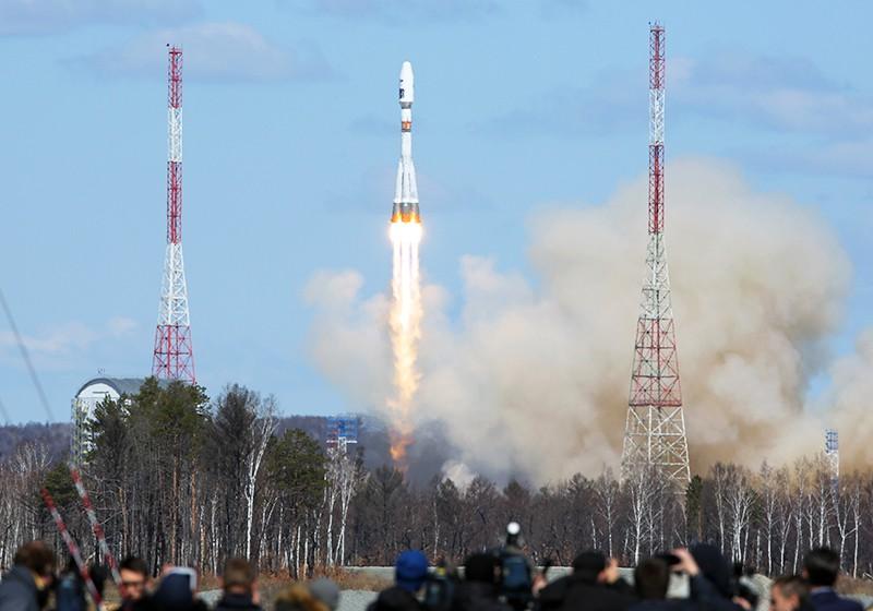 """Ракета-носитель """"Союз-2.1а"""""""