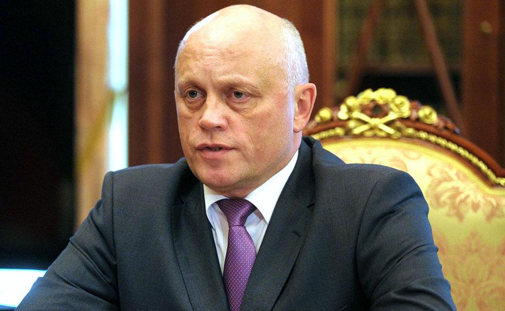 Губернатор Омской области Виктор Назаров