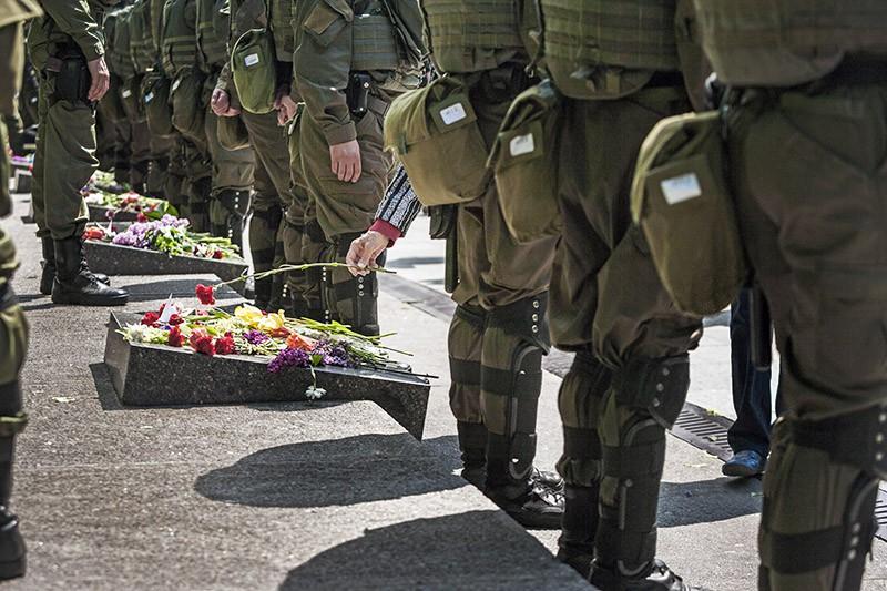 Празднование Дня Победы на Украине