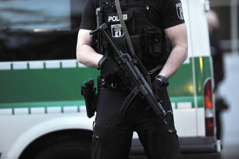 Полиция в Германии