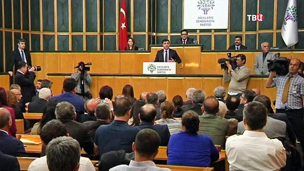 Народно-демократическая партия Турции