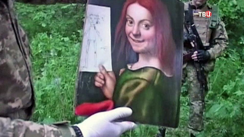 Похищенные картины из музея в Вероне найдены на Украине