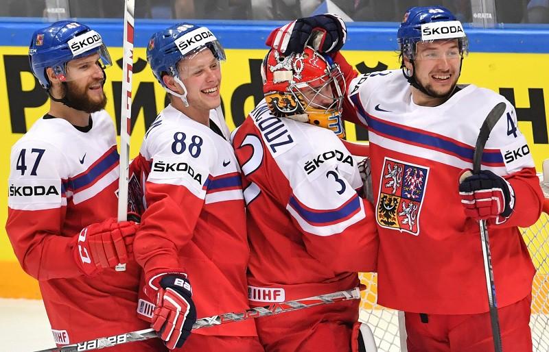 данном мастер фото игроков сборной чехии по хоккею содержит интересный эффективный