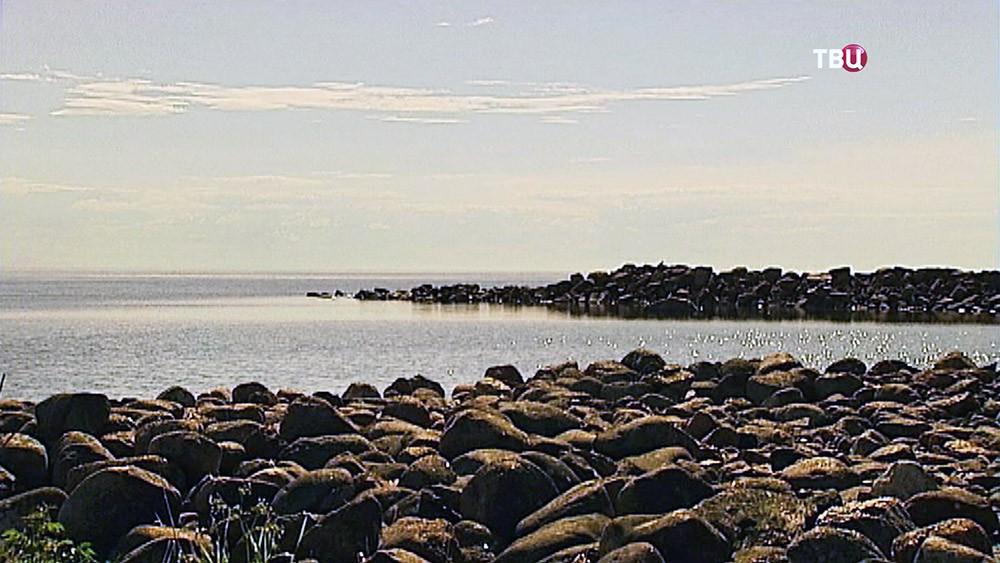 Остров Большой Тютерс