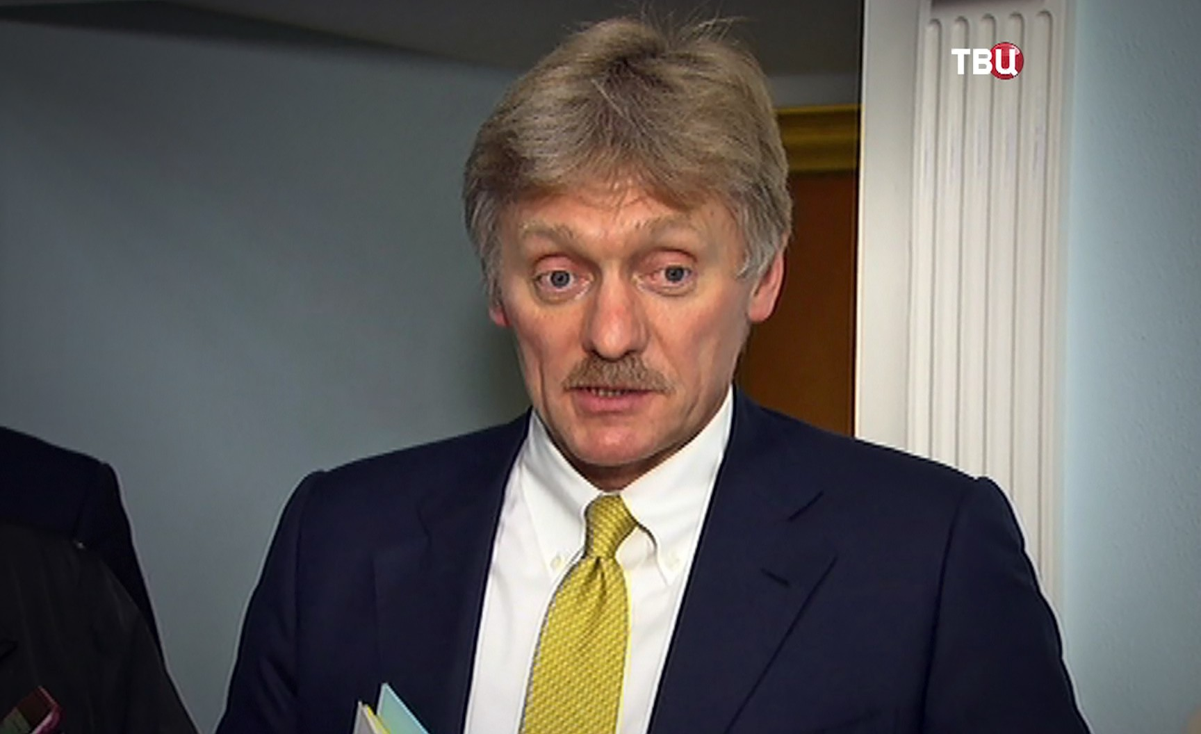 Пресс-секретарь президента России Дмитрий Песков