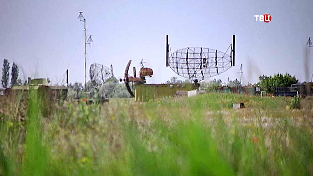 Радары ПВО
