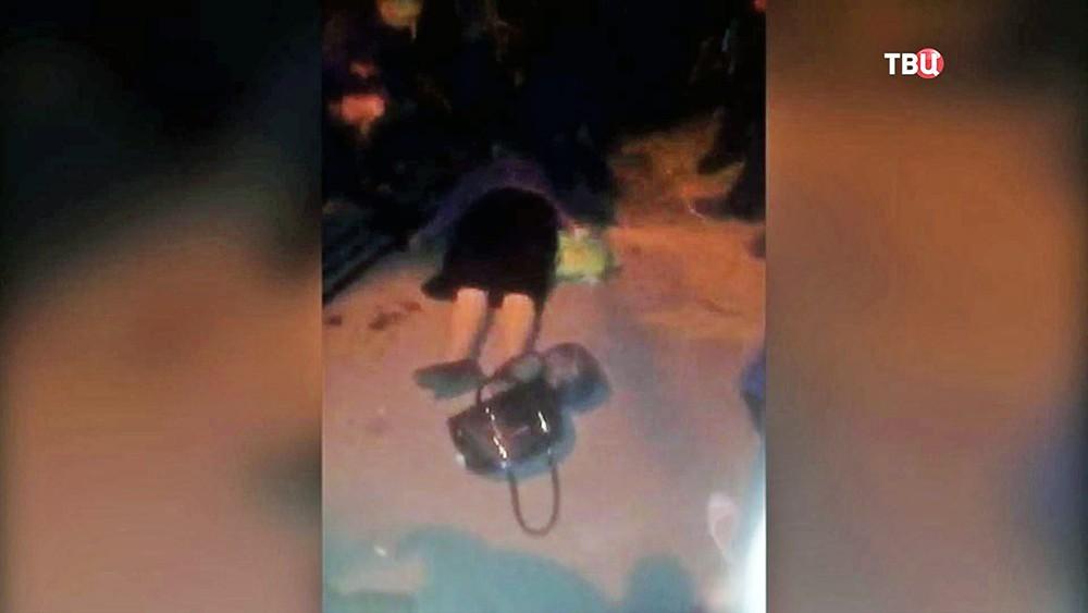 Погибшая от взрыва салюта в Дзержинске женщина