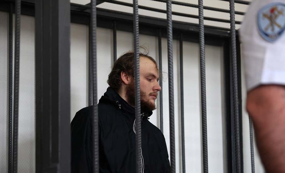 Задержанный по делу о ДТП в Подольске Антон Иванюженков