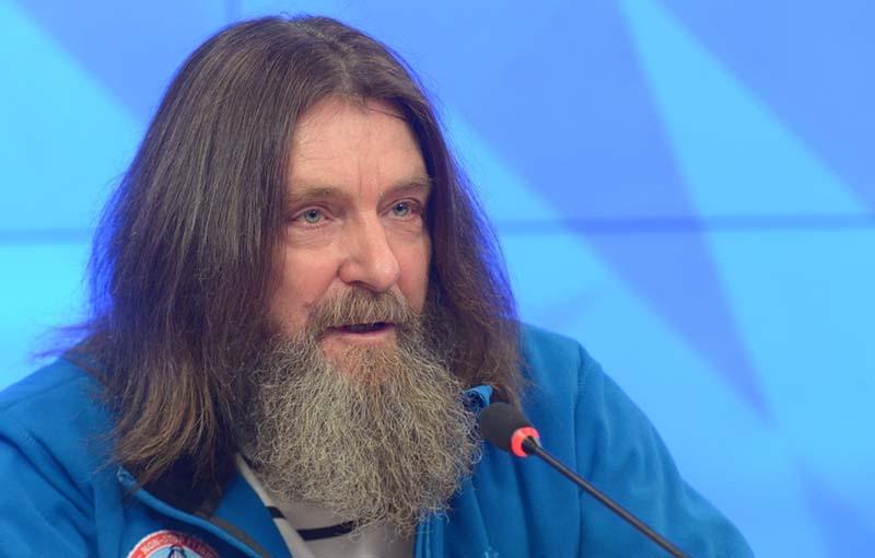 Путешественник Федор Конюхов