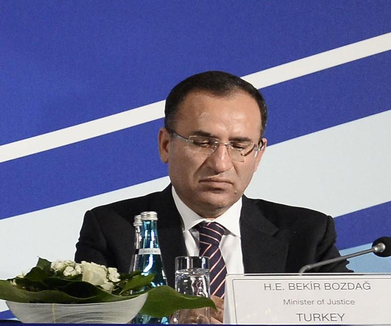 Министр юстиции Турции Бекир Боздаг