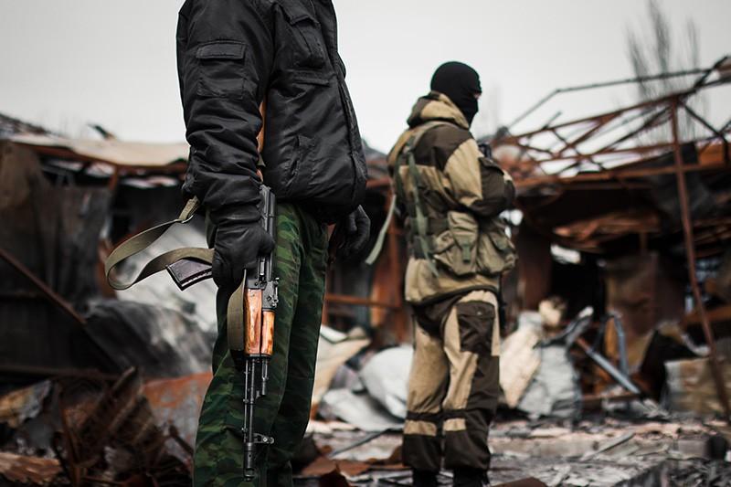 Война на юго-востоке Украины