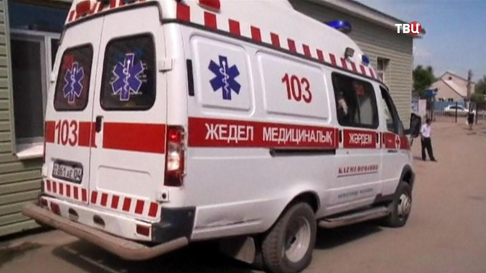 Скорая помощь в Казахстане