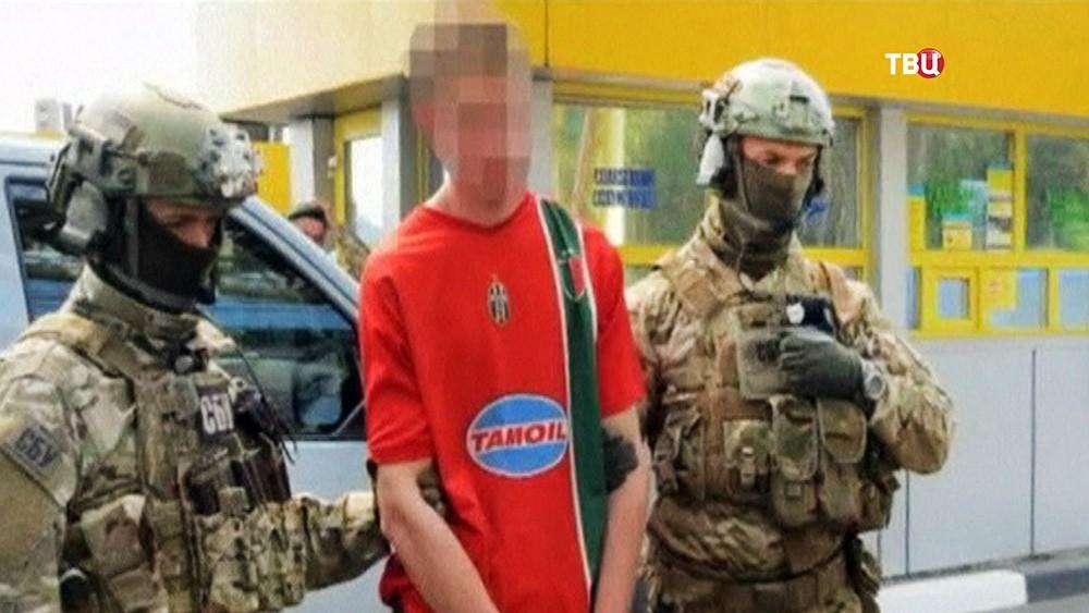 Задержанный СБУ гражданин Франции