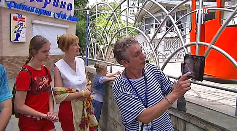 Экскурсия в Крыму