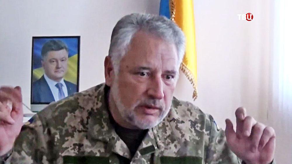 Губернатор Донецкой области Павел Жебривский