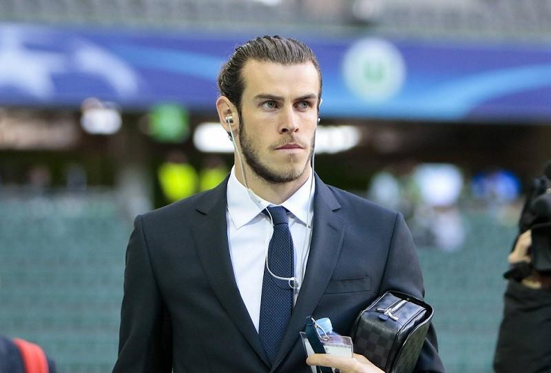 """Коллега Роналду по """"Реалу"""" и полузащитник сборной Уэльса Гарет Бэйл оценивается в 80 миллионов евро. Ему 27 лет."""