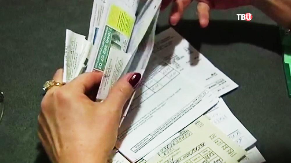 Платежки ЖКХ на Украине