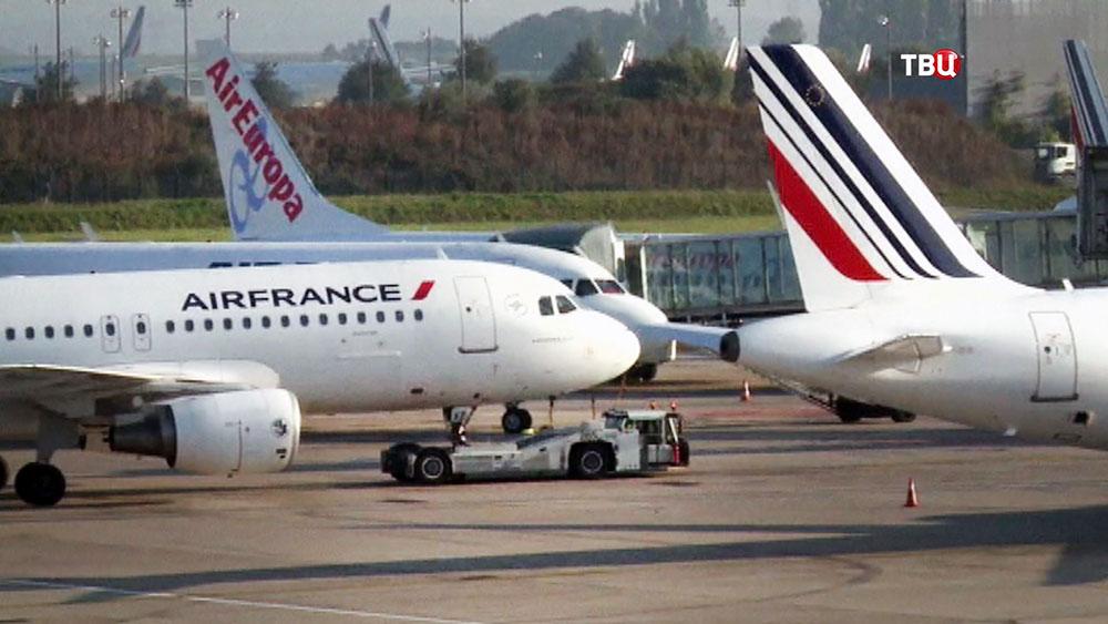 Самолеты Air France