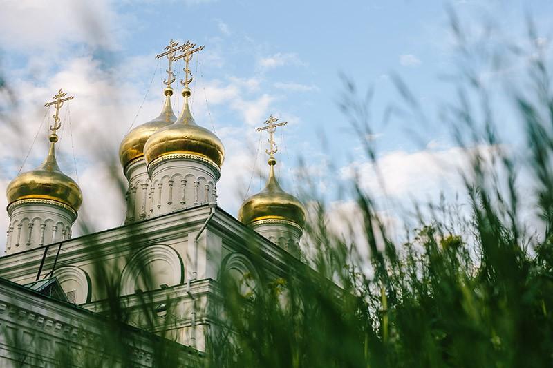 Церковь в честь иконы Казанской Божьей Матери в Нижнем Новгороде