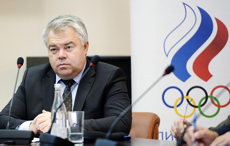 Глава Всероссийской федерации легкой атлетики (ВФЛА) Михаил Бутов