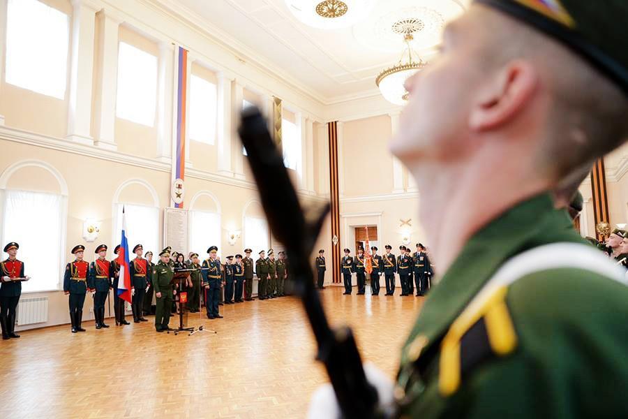 Михайловская военная артиллерийская академия