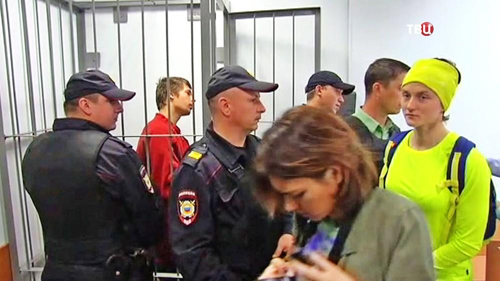 Задержанные по делу о трагедии на Сямозере