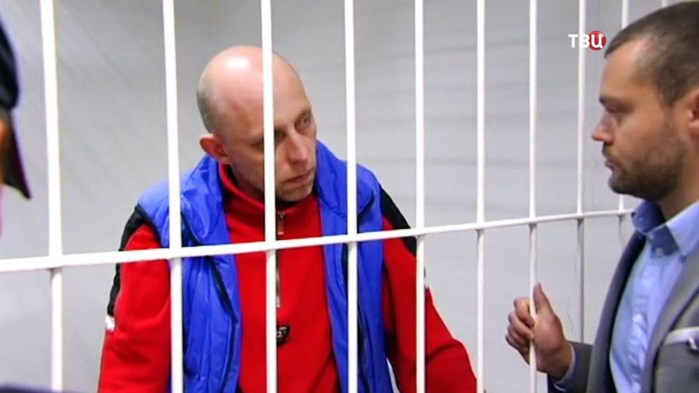 """Задержанный замдиректора """"Парк-отеля """"Сямозеро"""" Вадим Виноградов"""