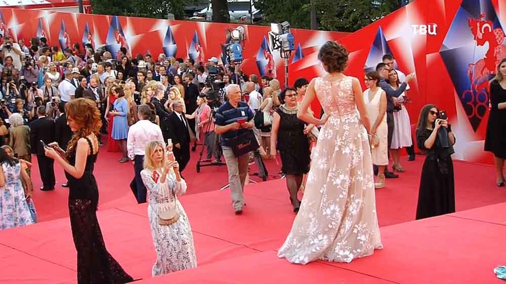 Открытие Московского международного кинофестиваля (ММКФ)