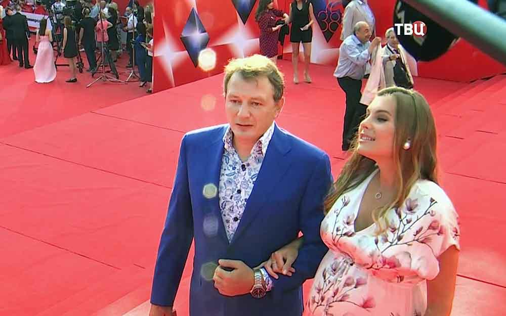Марат Башаров на открытие Московского международного кинофестиваля (ММКФ)