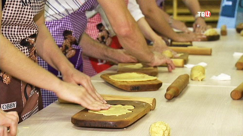 Мастер-класс по приготовлению тульских пряников