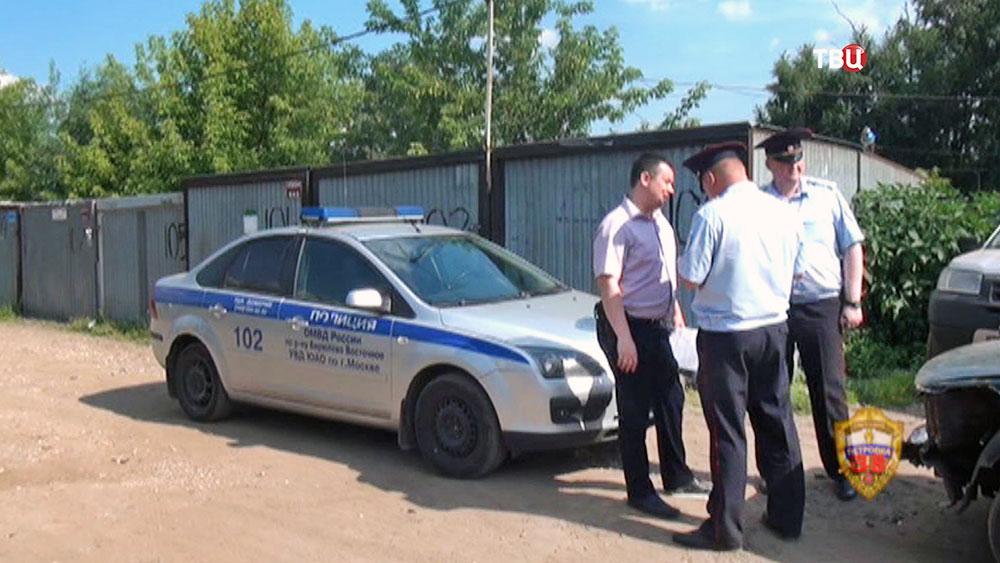 Полиция ищет хозяина медвежонка, обнаруженного в гараже в Бирюлеве