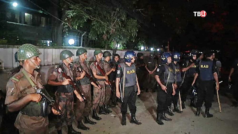 Полиция Бангладеш