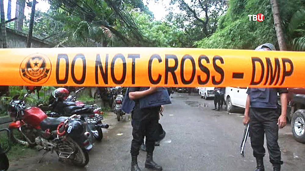 Спецоперация полиции Бангладеш