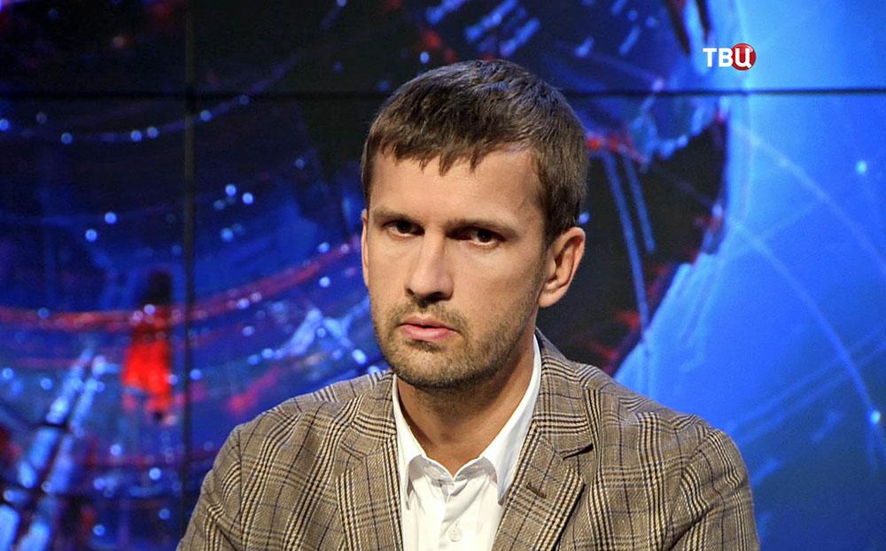 Иван Стародубцев, политолог, эксперт по Турции