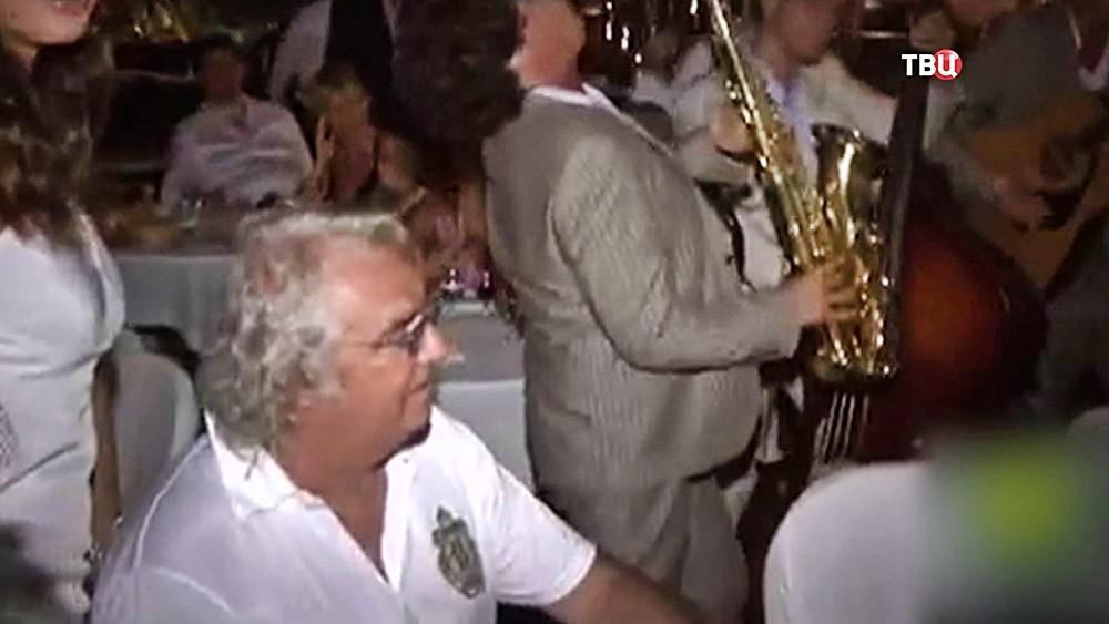 Владелец клуба в Монте Карло Флавио Бриаторе