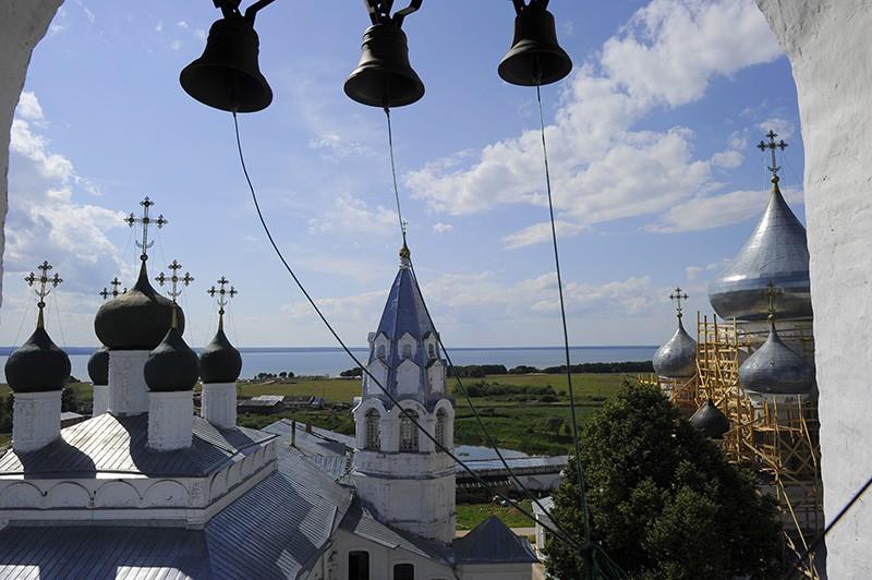 Переславль-Залесский. Ярославская область