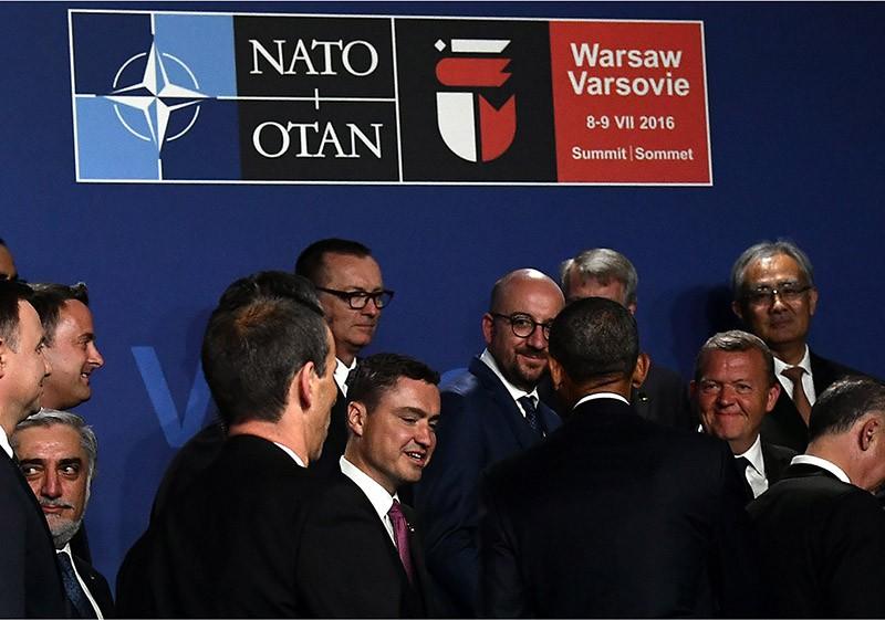 Саммит НАТО в Варшаве, Польша