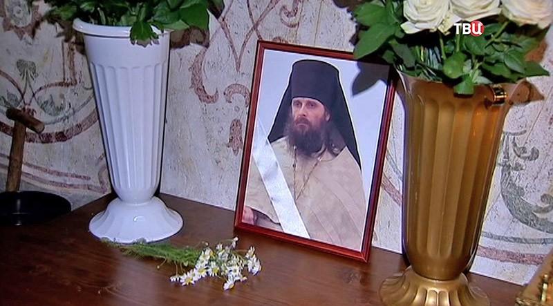Настоятель Свято-Троицкого Данилова монастыря