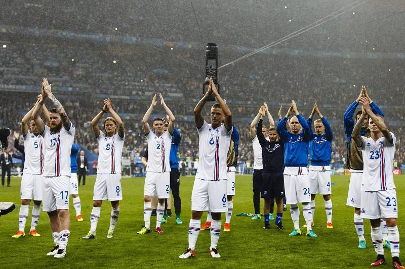 Главная сенсация Евро-2016 - сборная Исландии
