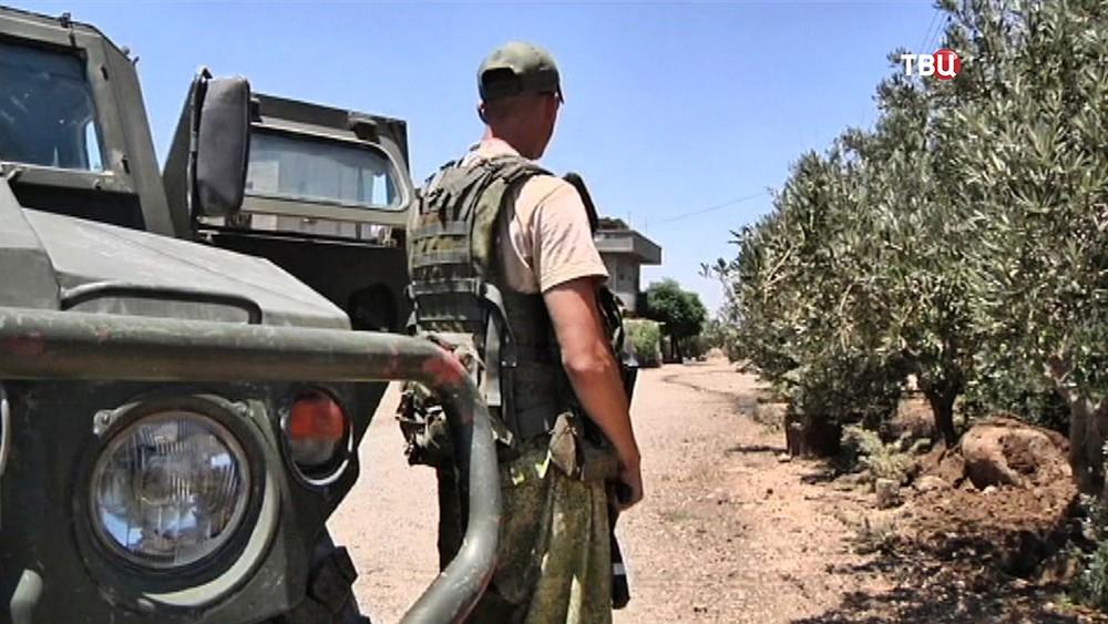 Военные действия вСирии