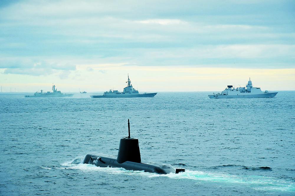 ВМС НАТО