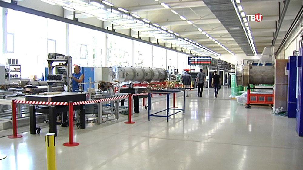 Институт ядерных исследований в Дубне
