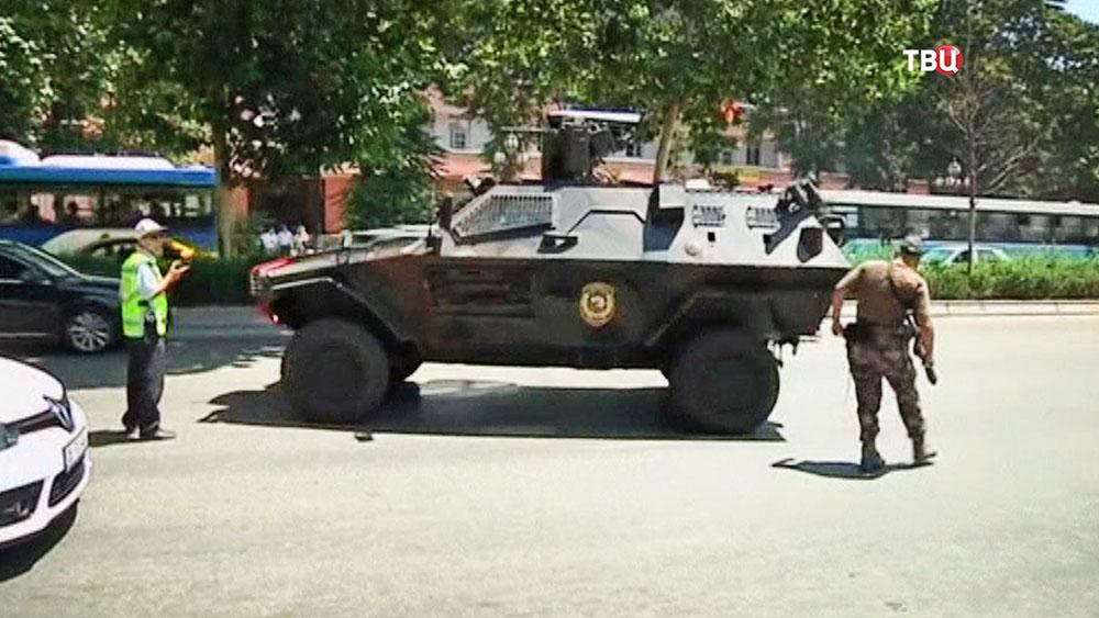 Военная полиция Турции