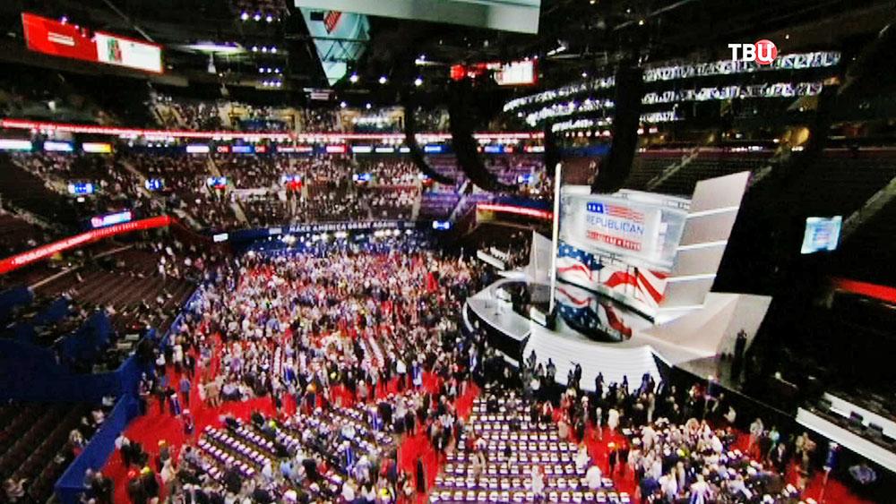 Съезд Республиканской партии США