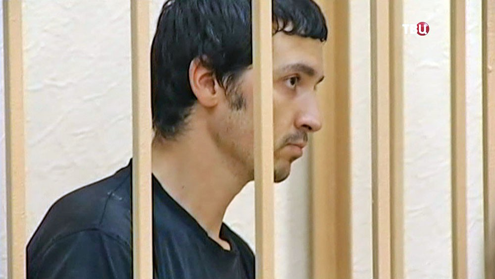 Эдгар Занчурин подозреваемый в вооруженном нападении на полицейского