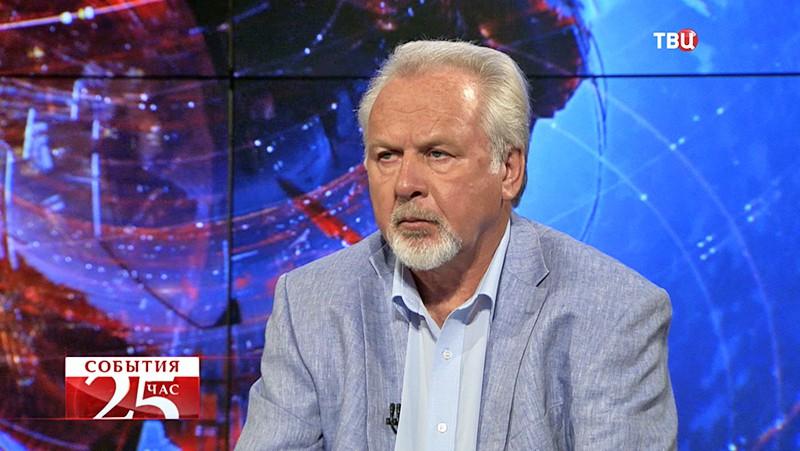 """Павел Гусев, главный редактор газеты """"МК"""""""