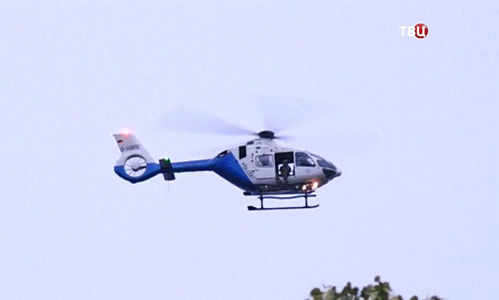 Вертолет полиции Германии