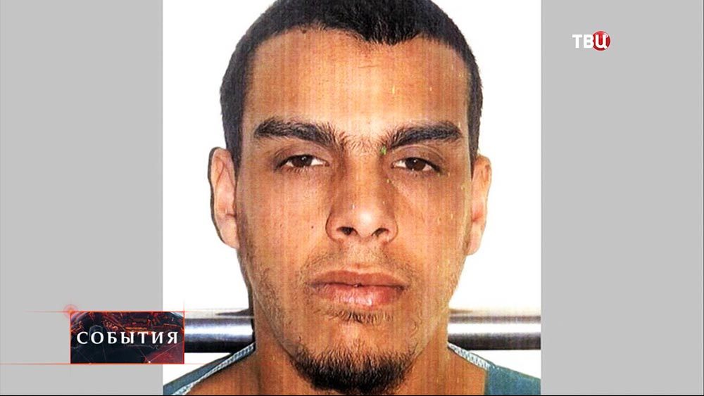 Предполагаемый террорист Сид Ахмед Глам